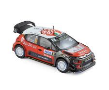 NOREV 155364 -  Citroen C3 WRC N°8 Corse 2017 C.Breen / S.Martin 1/43
