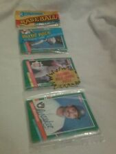 Donruss Baseball Cards. Series 2. 1991 puzzle and card.