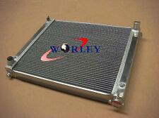 Fit For Nissan Fairlady 300zx z32 Twin Turbo Aluminium Radiator