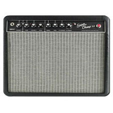 Amplifier Amp Speaker Guitar Retro Vintage Music PC Computer Mouse Mat Pad Gift