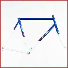 ATALA ERGOPOWER COLUMBUS GENIUS STEEL FRAME VINTAGE FRAMESET BIKE 90s ROAD RACE