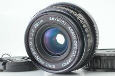 【N Mint】Pentax SMC PENTAX M 28mm F/2.8 Manual Focus Lens from Japan L28