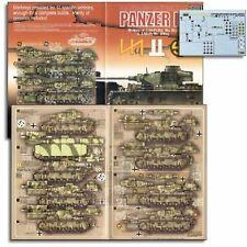 Echelon Decals 1/72 Panzer III Ausf J/L/M 2SSPzRgt Das Reich & 5SSPzD ECH721018