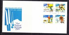 New Zealand 1984 Snow Fields First Day Cover