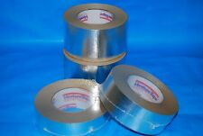 Silver Foil Aluminium Insulation Duct Tape Reinforced 48mm x 50m roll