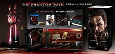 Metal Gear Solid V The Phantom Pain Premium Package PS4 Konami Style Limited Ed