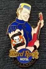 HARD ROCK HOTEL ORLANDO BELLBOY GUITAR PIN