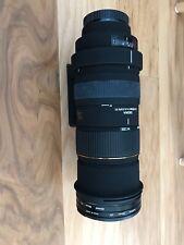 Sigma EX 50-500mm 1:4-6.3 APO DG HSM Lens