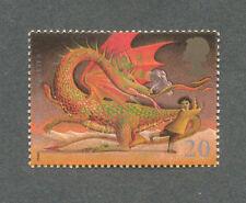 Smaug -The Hobbit-Dragon-Tolkien mnh single