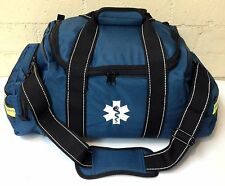 Medical Emergency Paramedic EMT First Responder First Aid Gear Bag with Dividers