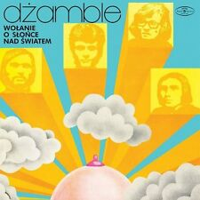 LP DŻAMBLE / DZAMBLE Wołanie o słońce nad światem / reedycja