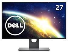 "Dell 27"" U2717D UltraSharp InfinityEdge IPS Computer Monitor HDMI DisplayPort"