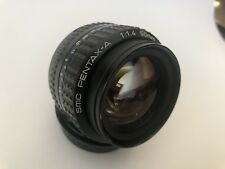 Pentax-A SMC 50mm f/1.4 Prime Lens Canon Adapter