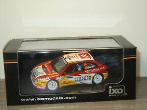 Citroen Xsara WRC Rally RACC Catalunya 2006 - Ixo RAM238 - 1:43 in Box *53501