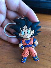 Dragon Ball Z Son Goten model key chain pendant key chains figure anime new