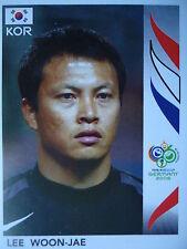 Panini 494 Lee Woon-Jae Südkorea FIFA WM 2006 Germany
