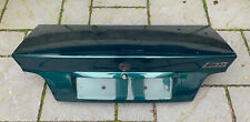Genuine BMW E36 M3 Bootlid And Wings - Boston Green