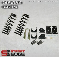 "Street Edge 02-05 Dodge Ram 1500 2WD Quad Cab 2"" Front & 5"" Rear Lowering Kit"