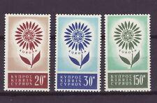 Zypern Nr.   240-42  **  Europa  hoher Michelwert 30 Euro      -3-