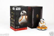 Star Wars Sphero Bb-8 Bb8 App Enabled Voice Activated Droid Robot Toy NISB