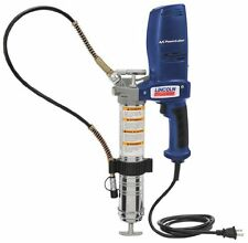 Lincoln Lubrication AC2440 120-Volt Corded Grease Gun w/ Case NEW!
