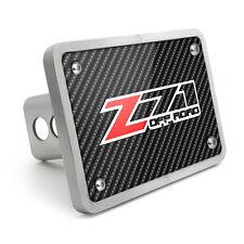 """Chevrolet Z71 UV Graphic Carbon Fiber Texture Billet Aluminum 2"""" Hitch Cover"""