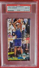 Chris Webber RC Rookie 1994 FLEER ☆JAM SESSION☆ GEM MINT PSA 10 {16 exist} HOF;