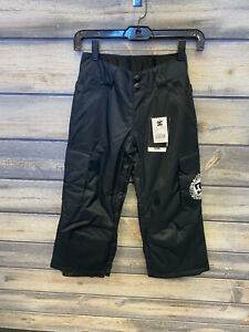 Youth Banshee winter pant color black size small