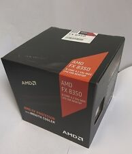 BRAND NEW AMD FX-8350 Wraith Octa Core 4.0GHz AM3+ 8MB Cache 125W Processor