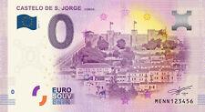 Billet Touristique 0 Euro  - Castelo de S. Jorge - 2017-1