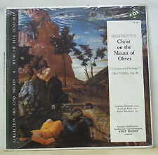 Josef Bloser BEETHOVEN Christ on the Mount of Olives - Vox DL 870 SEALED