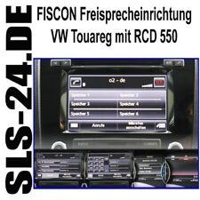 Kufatec 38389 Volkswagen VW TOUAREG 7P Bluetooth FSE RCD550 KFZ Freisprechanlage