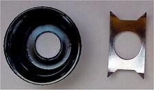 Guitar Parts - JACK PLATE TELECASTER Tele Cup - BLACK