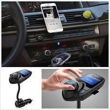 LCD Display Car Wireless Bluetooth T10 MP3 Player Kit FM Phone Handfree Kit 12V