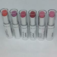 Covergirl Outlast Longwear + Moisturize Lipstick NEW 6 Colors Pink Red