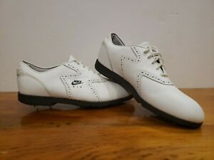 Vintage Nike Air Classic Pro Golf Cleats Metal  Mens Size 9.5