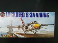 "Lockheed S - 3 A VIKING "" Sub Hunter"", Airfix, Scale:1/72, Kit: 05014-4, Super !"