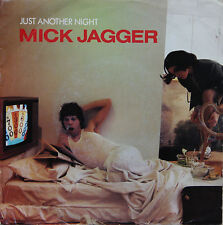 "Vinyle 45T Mick Jagger  ""Just another night"""