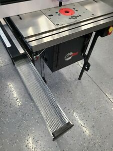 36 inch Sawstop Tablesaw Fence Rail Drawer. Fits Biesemeyer style fence rail