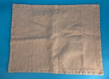 NWOT Bella Notte Pillow Sham Case Pink 100% Organic Cotton (D9)