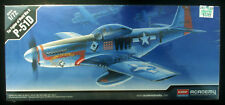 New in Shrink-Wrap: Academy 12485 P-51D MUSTANG 1/72 Plastic Model Kit