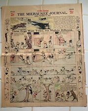 Collectible Newspaper Comics
