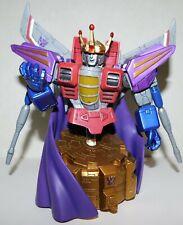 Transformers G1 Generation 1 Coronation Starscream Bust Diamond Toys w/ Box Cert