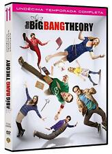 The Big Bang Theory Temporada 11 [DVD] o bluray