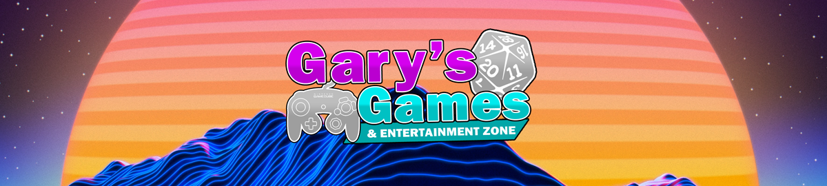 Gary's Games & Entertainment Zone