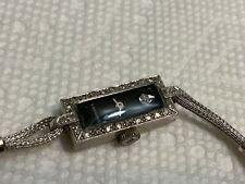Vintage Longines  Platinum Women's Watch  Platinum with Diamonds