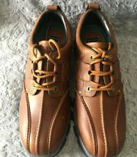 Ralph Lauren Polo Sport Tan leather Men Shoes
