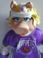 Ms Piggy  NHL Conference Muppets Doll