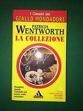 LA COLLEZIONE -Patricia Wentworth - Giallo Mondadori