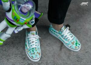 Toy Story Vans Old Skool Andy's Room Rare Shoes